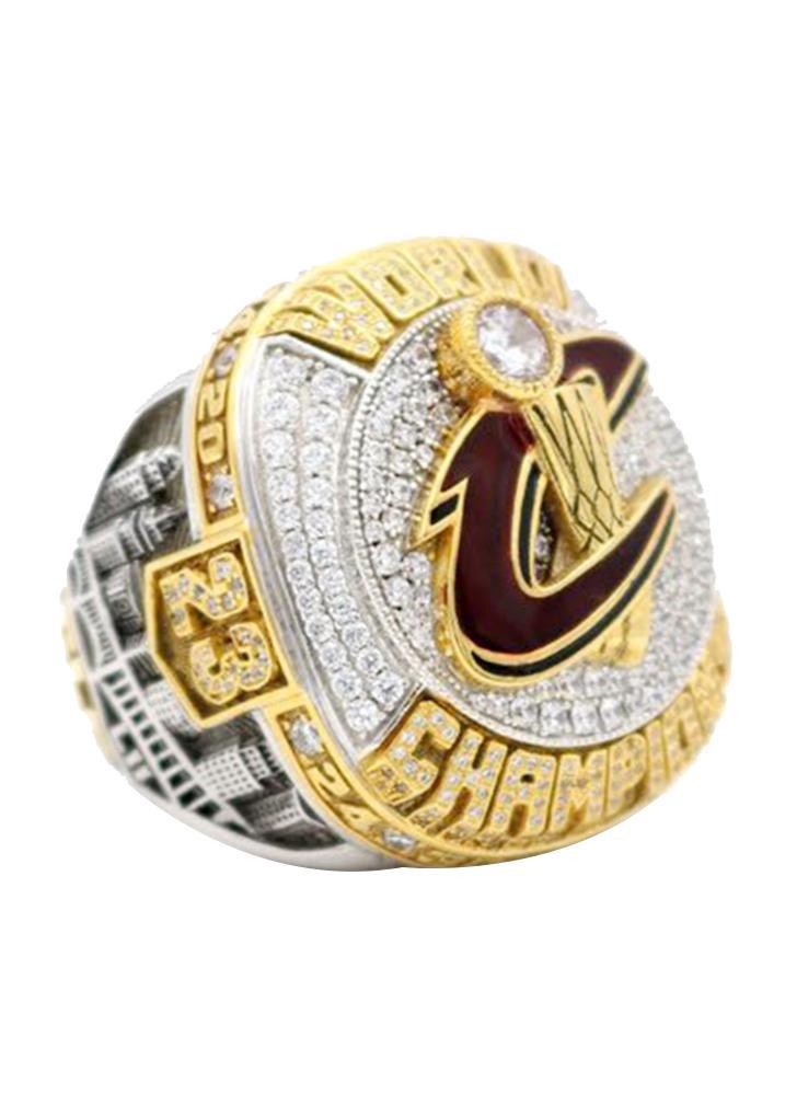 2016 Cleveland Cavaliers Championnat Mémorable Anneau Fine-qualité Élégant Europe et Amérique Hommes / Femmes Anneau Souvenir Honor NBA