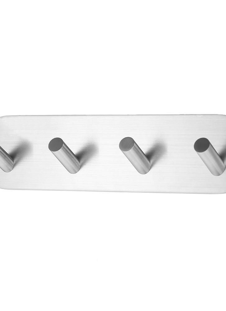 Многофункциональный самоклеящийся самоклеящийся крюк Высококачественная нержавеющая сталь Настенные крючки Липкий крюк