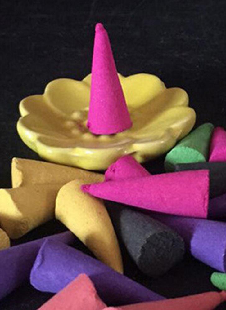 Mélange doux de tour sucrée d'aromathérapie domestique de ménage des variétés