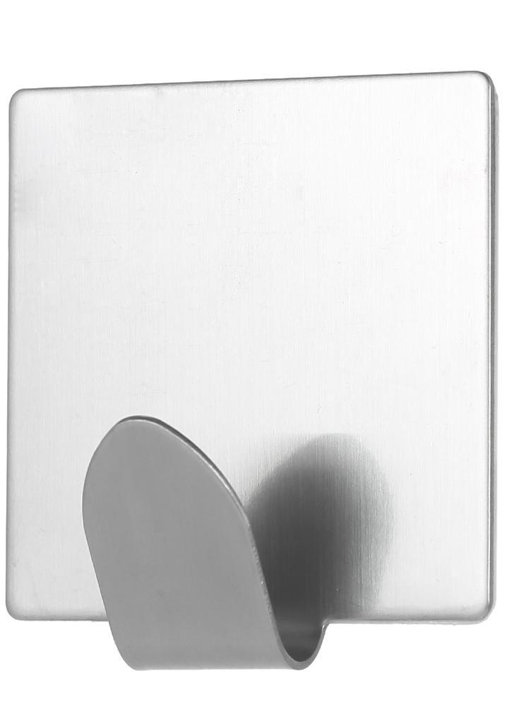 4pcs / set Gancio autoadesivo multifunzionale multifunzionale dello spazio gancio di alta qualità dell'acciaio inossidabile Gancio appiccicoso del gancio appiccicoso unico