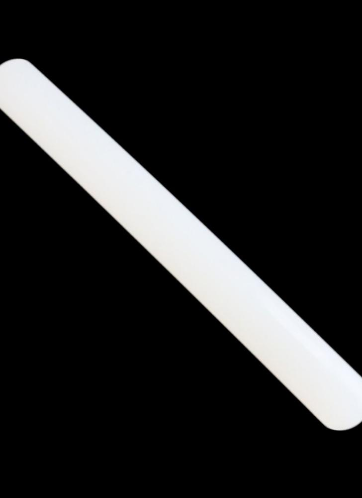 23CM Plastic Non-Stick Glide Fondant Rolling Pin Nylon Rod Decorating Cake Dough Roller For DIY Baking
