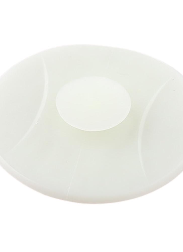 Water Stopper Tool : Beige high quality sucker drain plug for kitchen tool