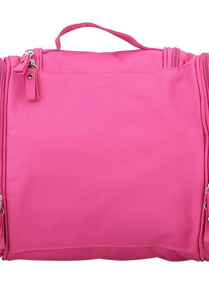 Artículos de tocador bolsa colgante preparación cremallera agua resistencia lavado múltiples funciones al aire libre bolsa de cosméticos maquillaje organizador estuche de viaje