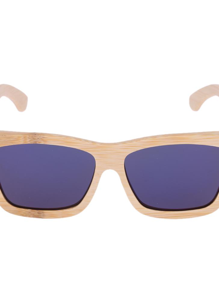 3cc16a086f78c Anself Fashion Bamboo Bois Bois Sports de plein air Vélos Cyclisme Lunettes  UV400 lunettes de soleil