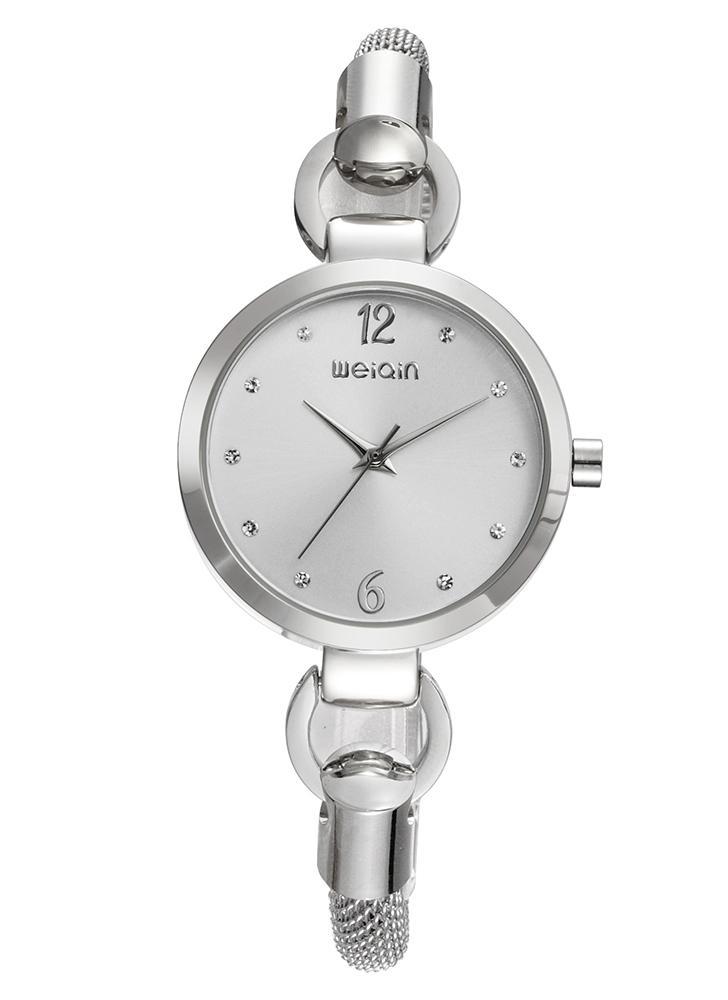 d3b8b542608 WEIQIN Relógio de pulso casual de moda Feminino Relogio Quartz Women Watch