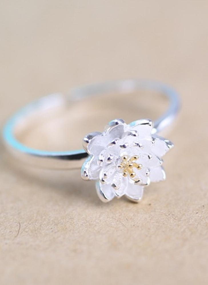 13 pcs//set Boho creux Fleur Knuckle ANNEAUX Géométrique Cristal Anneaux Set Bijoux