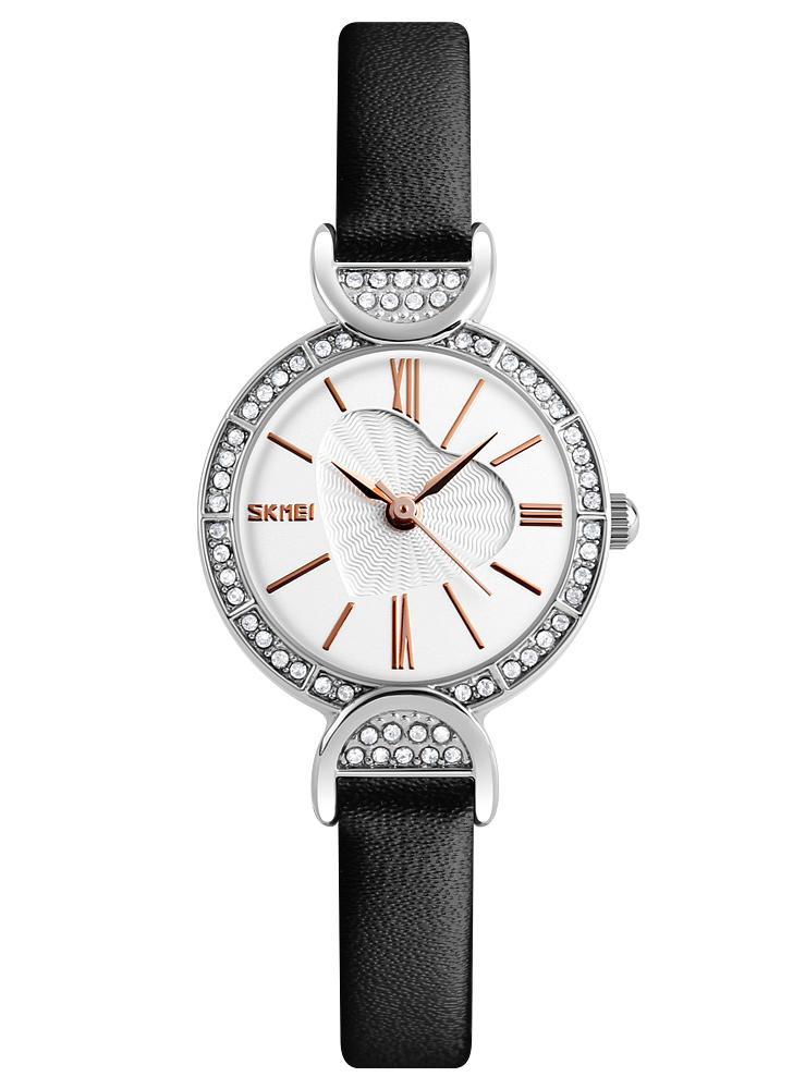 SKMEI 3ATM Water-resistant Dress Watch Women Quartz Watches
