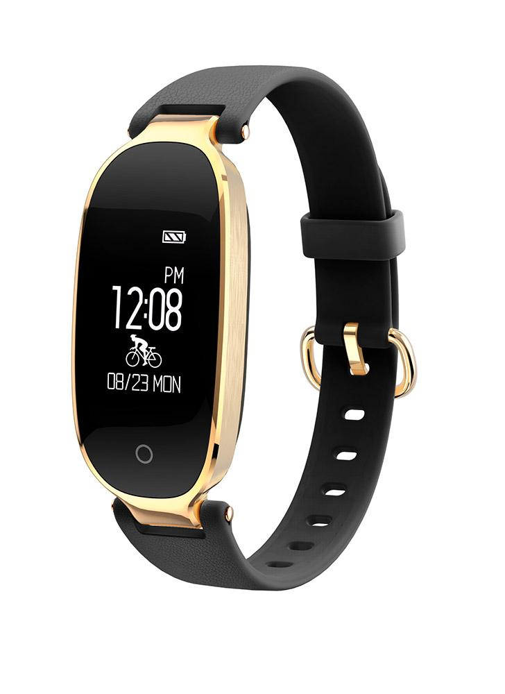 Braccialetto Smart Smart da donna con Smart Wristband da 0,96