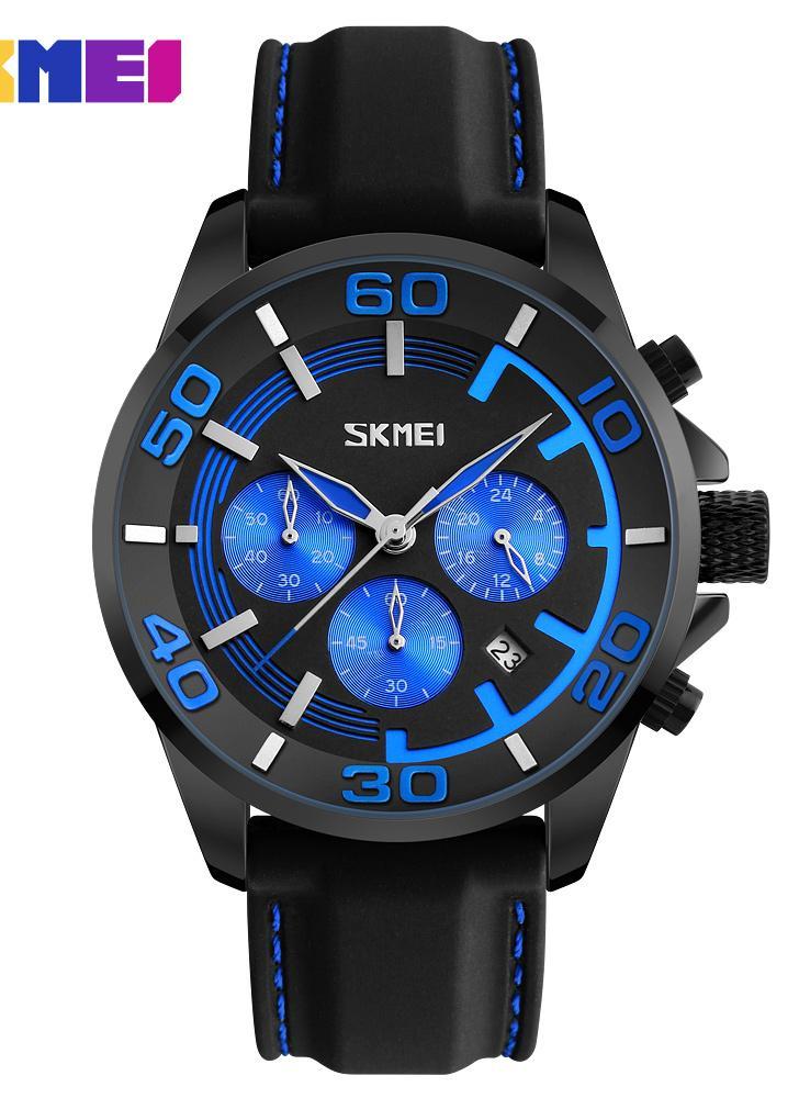 SKMEI Fashion Casual Unisex Watch Men Women Quartz Wristwatches