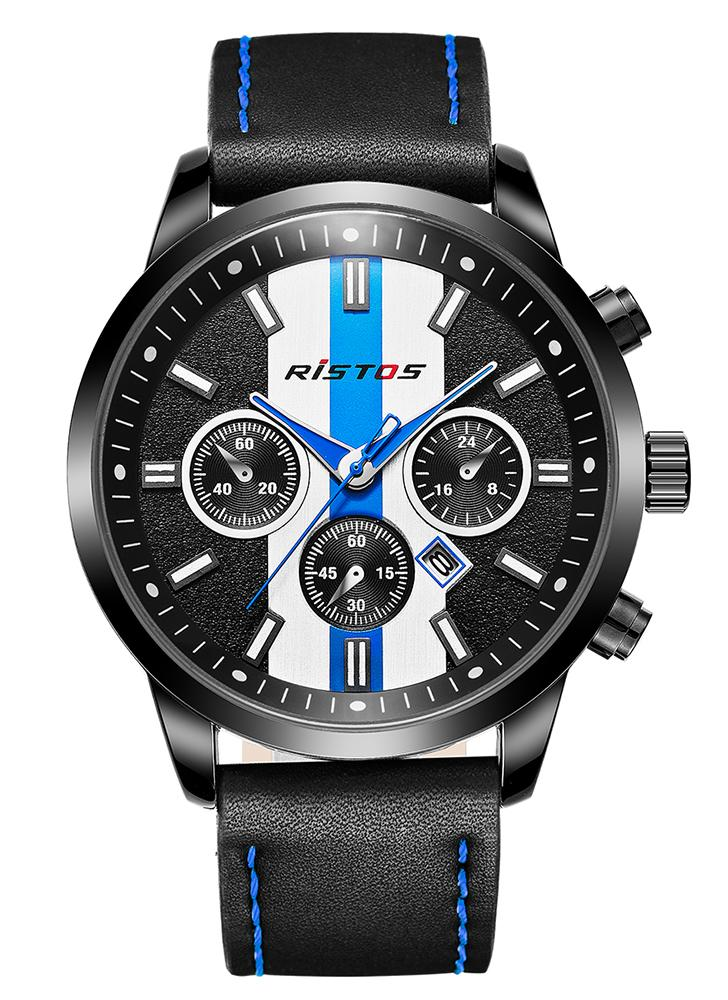 RISTOS 2017 Mode Sport Montre Homme Quartz