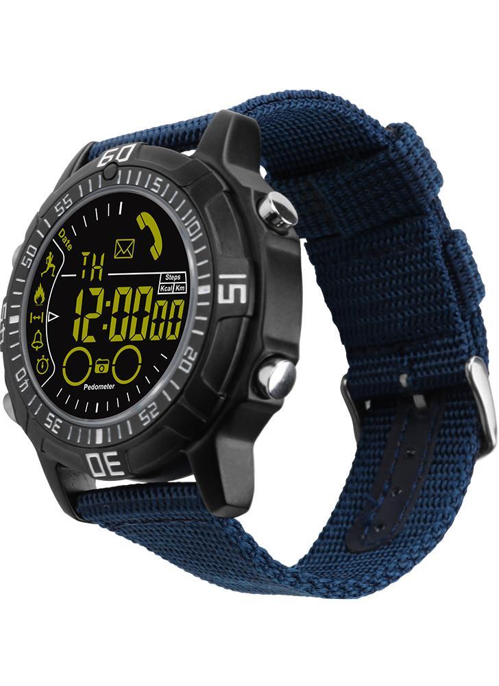 Reloj deportivo Smart Watch Watch para iOS 7.0 Reloj inteligente para  Android 4.3 Fitness Tracker BT e9536f19a4c