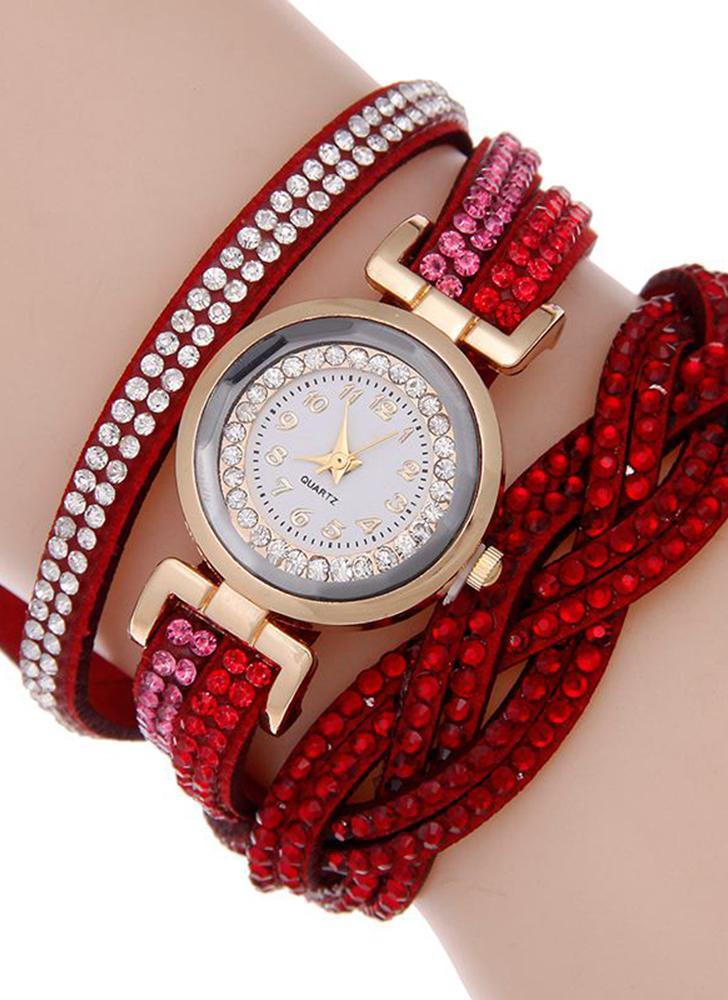 Mode Femmes Montres Quartz De Luxe Femme Montre-Bracelet Casual Femme Relogio Feminino