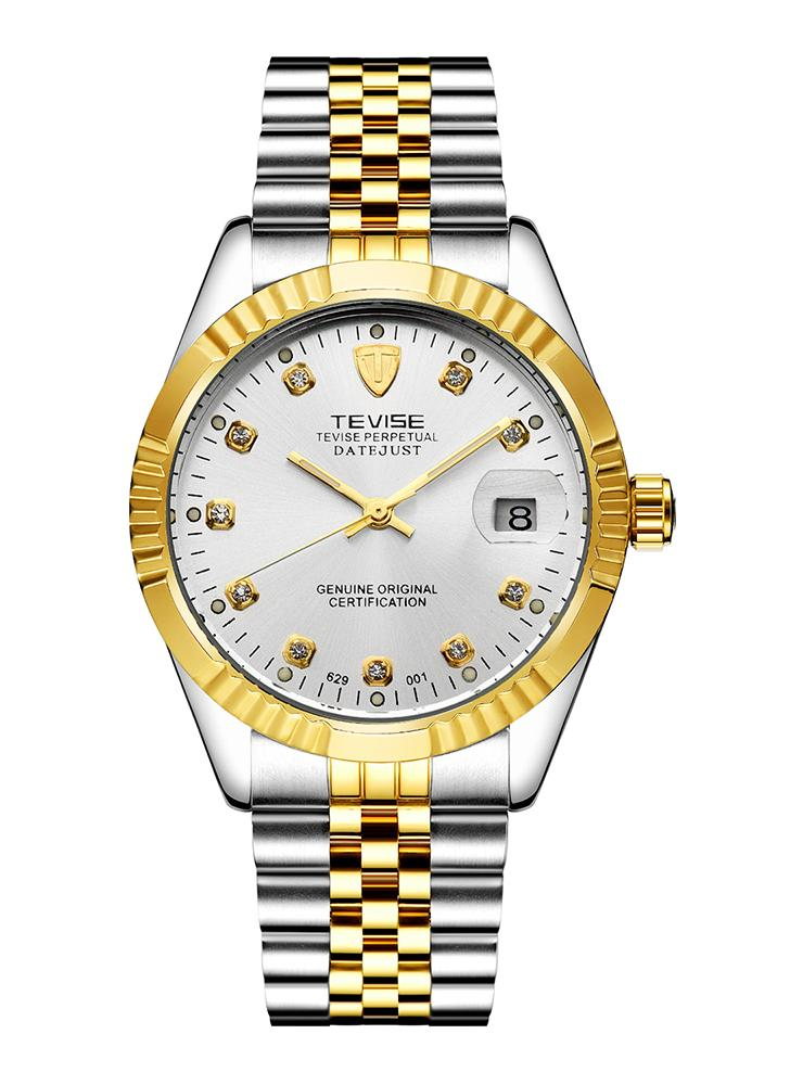 TEVISE Mann-Marken-Uhr-Mode-Luxus-Armbanduhr wasserdichte automatische mechanische Uhr Luminous Sport Kinderuhren