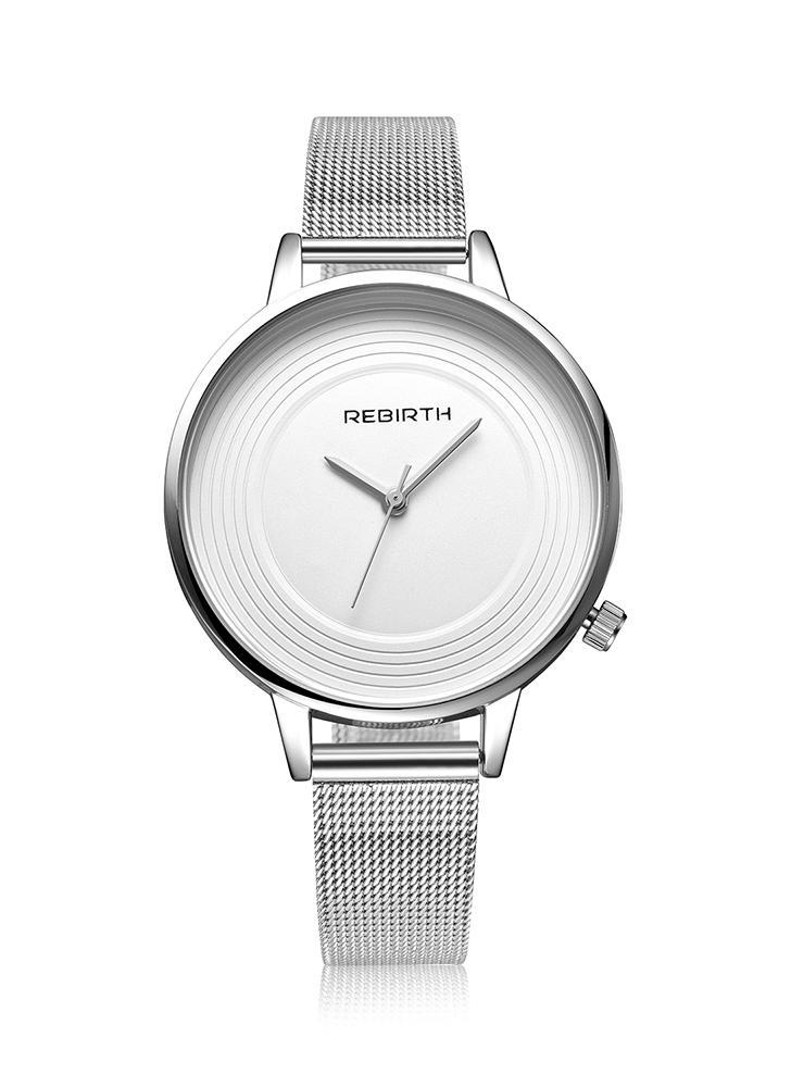 REBIRTH Quartz Montre Mode Casual Montre de luxe