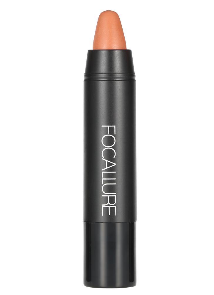 FOCALLURE 1Pc Matte Lippenstifte Moisturizing Lip Sticks Rouge Gloss Crayon Wasserdicht Langlebig 12 Optional Farben