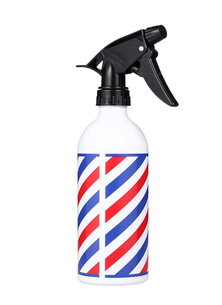 300ML Spray Bottle Salon Barberie Hairdressing Sprayer Hairstyling Ferramentas de plantação de flores Vazio Pulverizador de água Branco