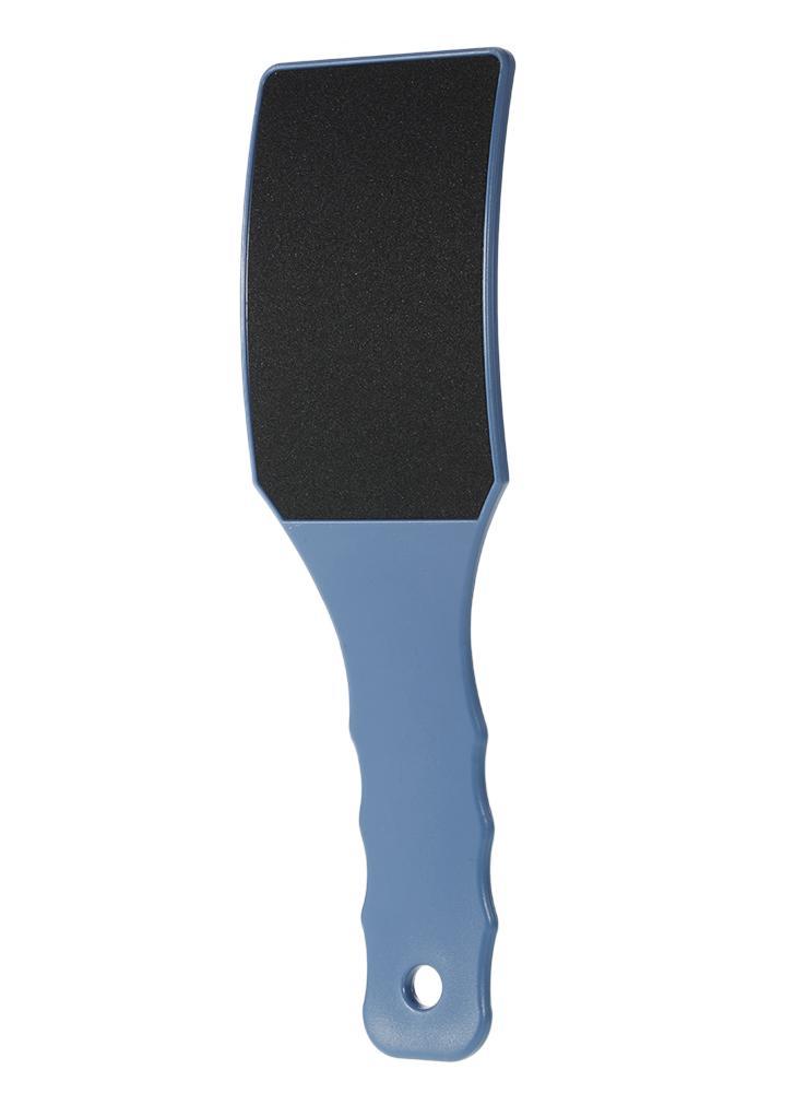 Archivos de gran tamaño pedicura escofina del pie profesional de la piel callosa removedor pie de pulido duro Retire la herramienta de doble lado azul
