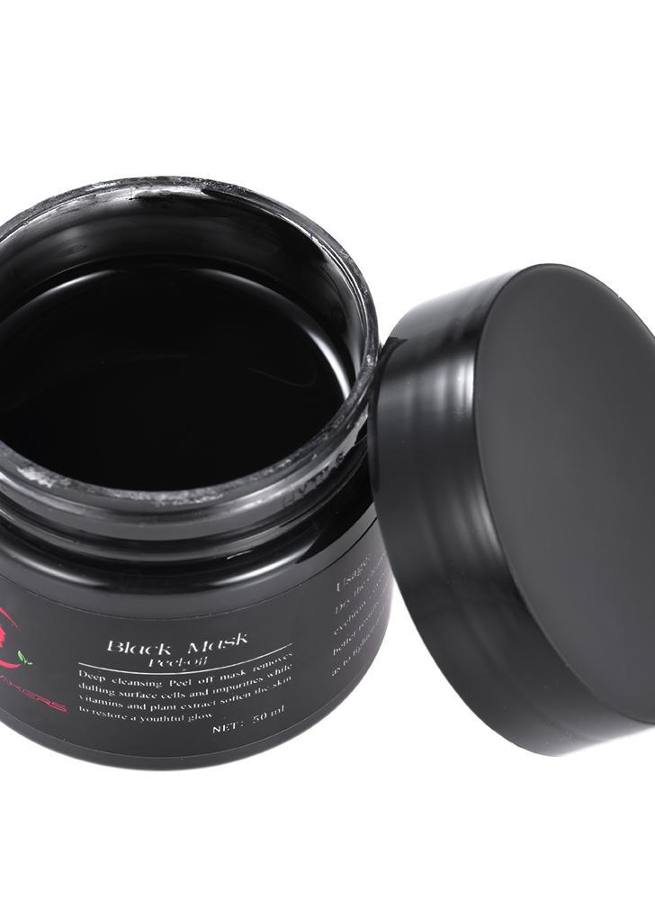 Start Makers Removedor de cabeça preta Máscara de limpeza de rosto mascara de máscara de lama de nariz de acne