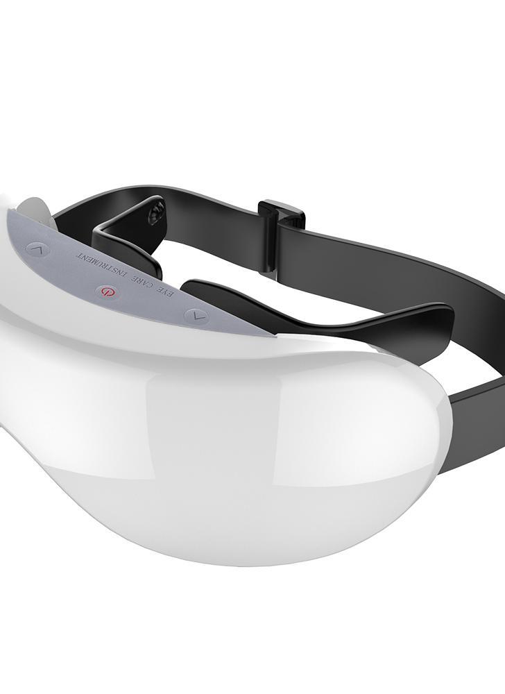 3D Recarregável Olho Verde Instrumento para Olhos Fatiga dos Olhos Relogio de Pulso Restaurar Vision Eye Massager Tratamento de Miopia Infantil Óculos de Massagem