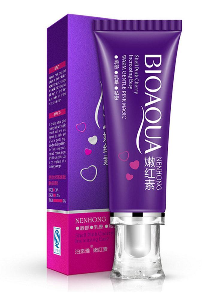 BIOAQUA Skin Lightening Whitening Face Crema Corporal Pieza Privada Intimate Bleaching Cream