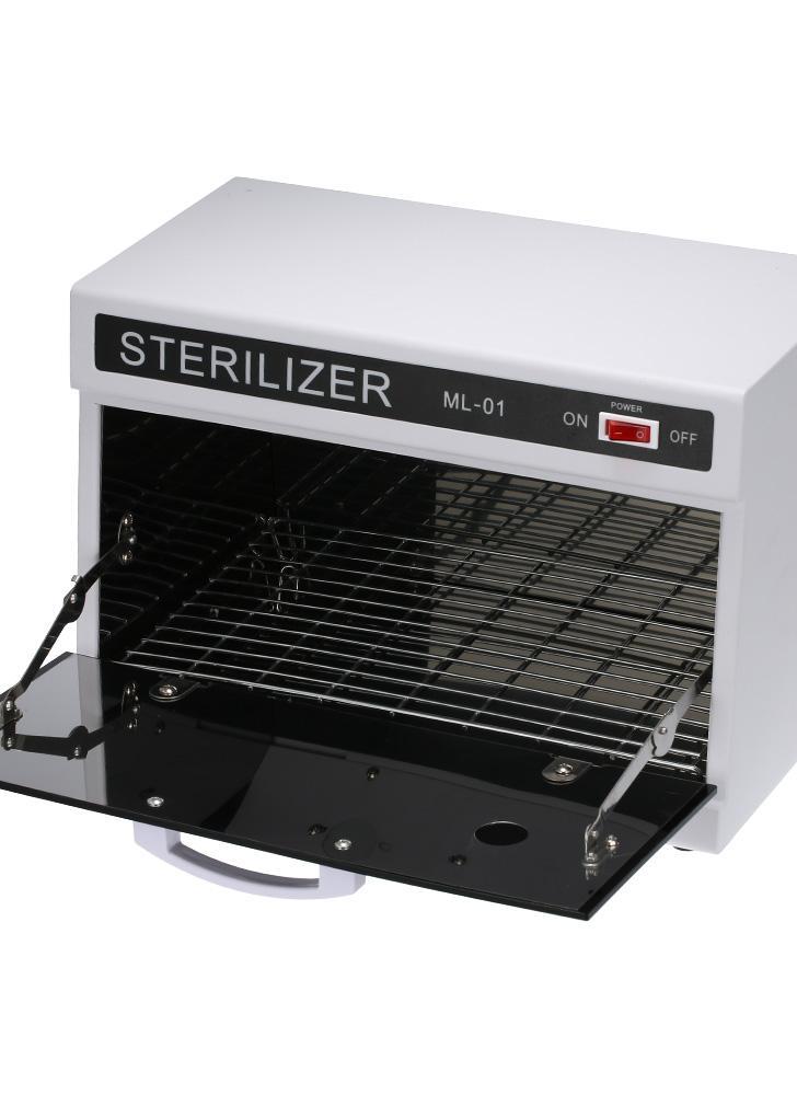 Gabinetto di tovagliolo UV sterilizzatore da 10W per il tovagliolo del cabinet di sterilizzazione del riscaldatore del salone dei capelli