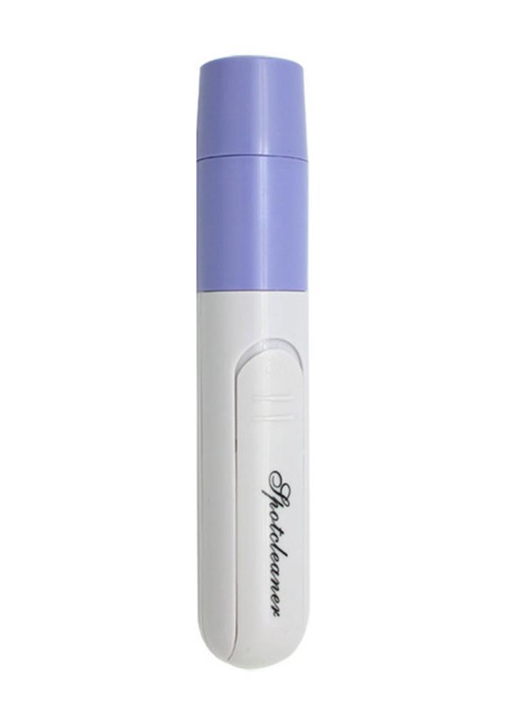 Mini Handheld Blackhead vacío de succión de la piel de la cara de protección del dispositivo de limpieza