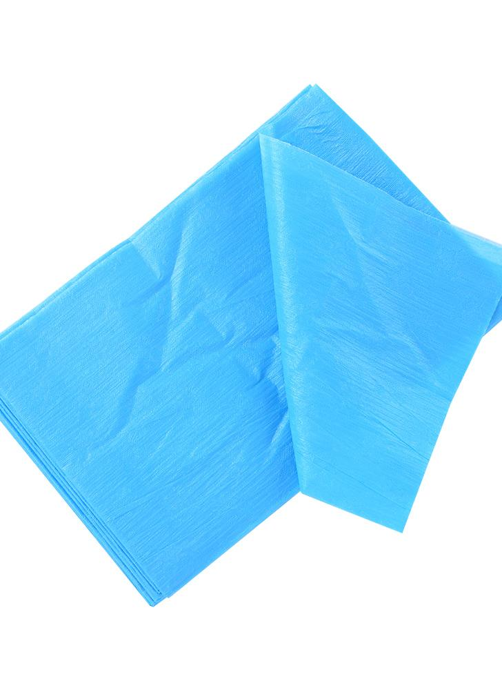 10pcs / bag Spa Folhas de cama descartáveis ​​Salon Massage Cover da cama Non-Woven Waterproof Anti-oil 69in X 31.5in Hospital