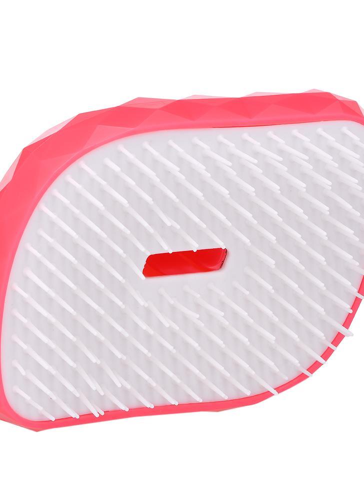 Spazzola per capelli portatile Professionale Spazzola per capelli Paddle districante Pettine Massaggio da viaggio Uso quotidiano