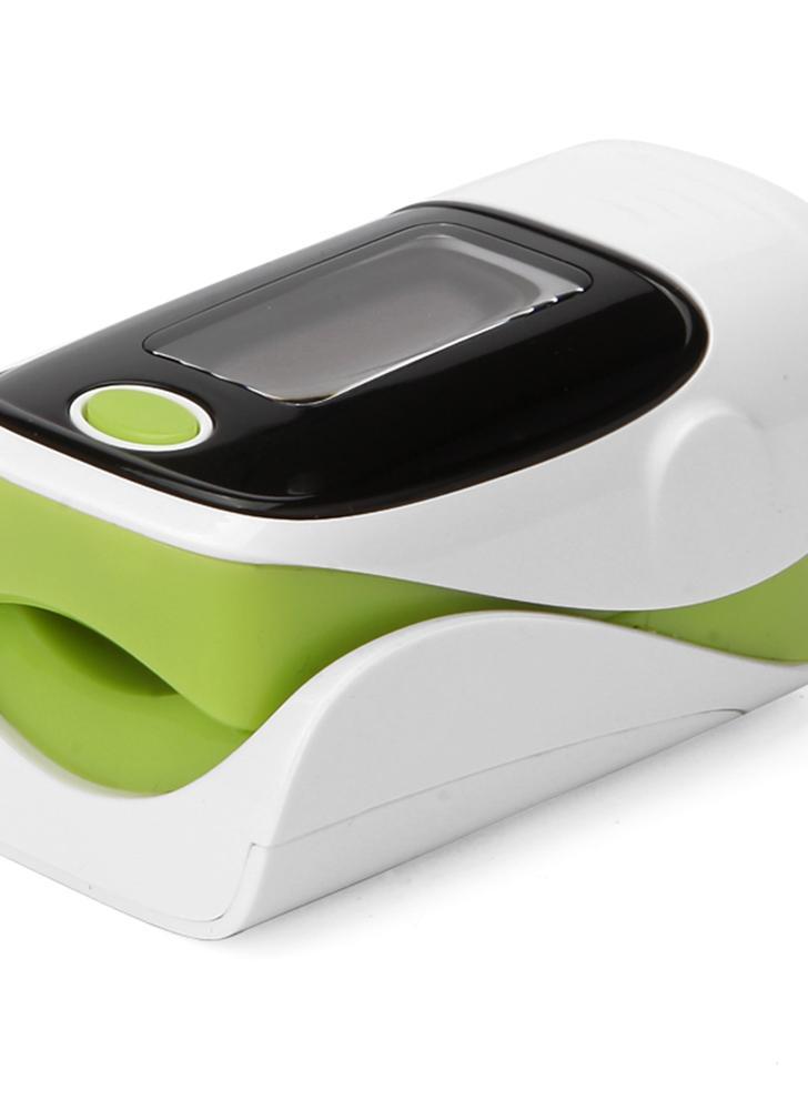 Portátil SpO2 pulso de la mano Instantánea de lectura Digital Oxímetro Sangre Sensor de oxígeno Monitor de saturación Monitor OLED Auto Power off