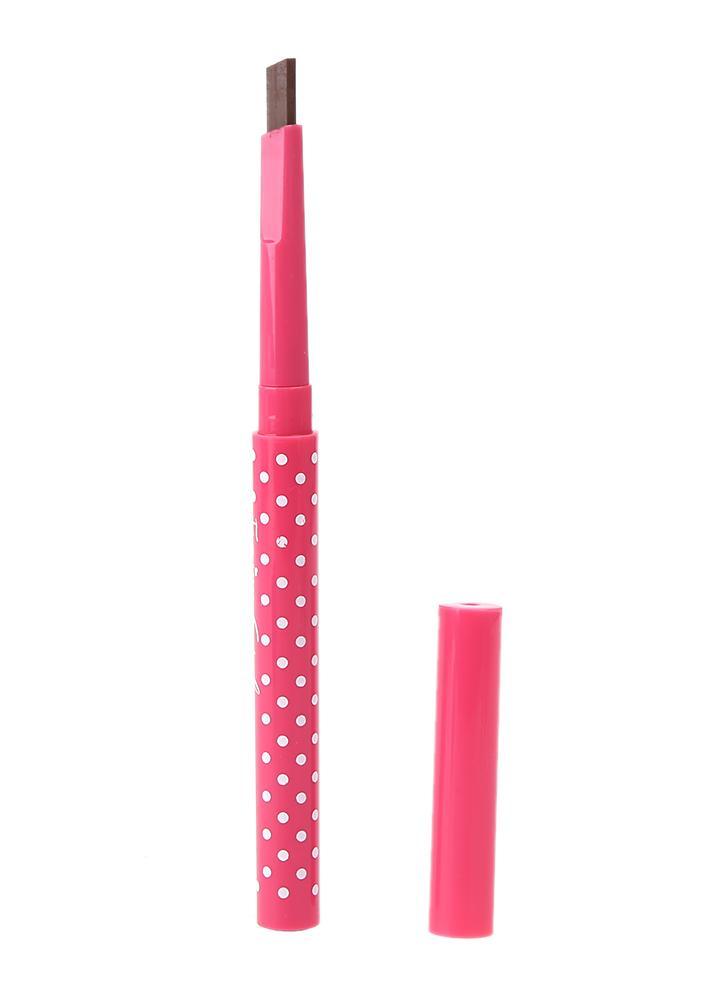 Delineador de ojos profesional rotativa funda cosmética maquillaje herramienta # 2