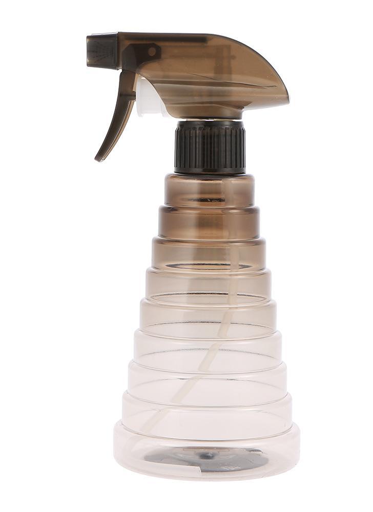 Anself парикмахерскими спрей бутылки цветок завод Полив Распылитель 390ml Серый