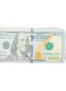 Los titulares de tarjeta monedero nuevas mujeres de la manera carpetas de las muchachas Dollar Euro Bill PU de la impresión larga de cuero de introducción del efectivo Monedero 1 # / # 2/3 #