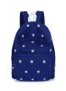 Moda mulheres meninas mochila bordado Floral doce doces cores estudante escola saco mochila