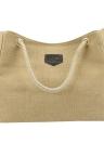 Nova moda mulheres lona saco Single ou Double corda grande capacidade Casual compras bolsa de ombro