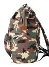 Nova moda unissex homens mulheres mochila grande capacidade legal estudante lona mochila Laptop bolsa saco de viagem
