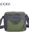Neue Frauen Kleine Crossbody Schultertasche Messenger Bag Kontrast Casual Handtaschen Geldbörse Clutch Bag