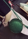 Quilted Tassel PU Leather Women's Crossbody Shoulder Messenger Bag