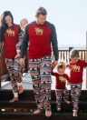 Детская одежда Bodysuit Rompers Christmas Family Look Pajamas Hight 70cm