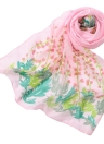 Fashion Print Long Shawl Pashmina Beach Chiffon Scarf