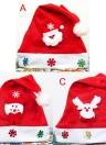 Encouragez le chapeau de bonhomme de neige de renne de Noël