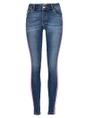 Women Skinny Denim Jeans Classic High Waist Washed Pants Tights Pencil Trousers