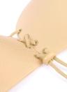 Женщин без бретелек Push Up Крыло силиконовый клей невидимый бюстгальтер