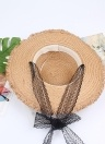 Fashion Women Straw Hat Summer Spring Trip Caps Wide Brim Foldable Pearl Beach Breathable Sun Hats