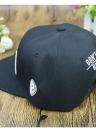 Nuevas mujeres forman a los hombres del casquillo gorra de béisbol ocasional del bordado de la letra Snapback Hip-Pop Sombrero del casquillo del camionero