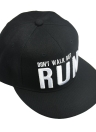Letter Embroidery Snapback Hip-Pop Hat