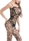 Transparent Erotic Body Stocking Babydoll Ropa interior caliente