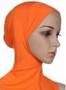 Cap Hijab la nueva manera de la cubierta completa del interior del turbante musulmán islámica Gorros underscarf modal Ninja Hijab