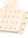 Spitzen-Wireless-BH dünn gepolsterte Push-up Full Coverage zurück Schließung Büstenhalter