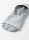 Les nouveaux hommes chaussettes stretch solide Low Cut No Show Invisible Anti Slip Silicon Mocassins Chaussettes Casual