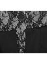 Новые сексуальные женщины дамы моды платье цветочные кружева вставить тонкий Bodycon платье партии Clubwear платье черный